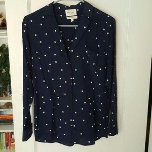 Sezane Florence blouse